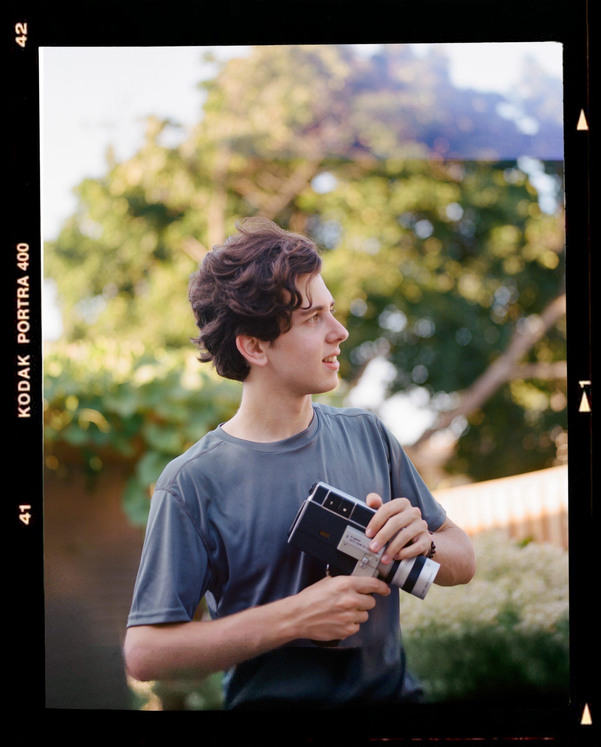 34 - Kodak Portra 400 - Frame 3 PS
